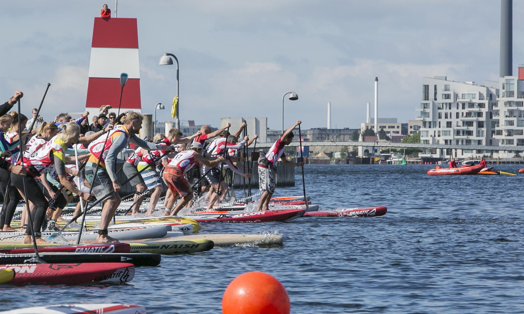 DM SUP 2015 i Københavns Havn