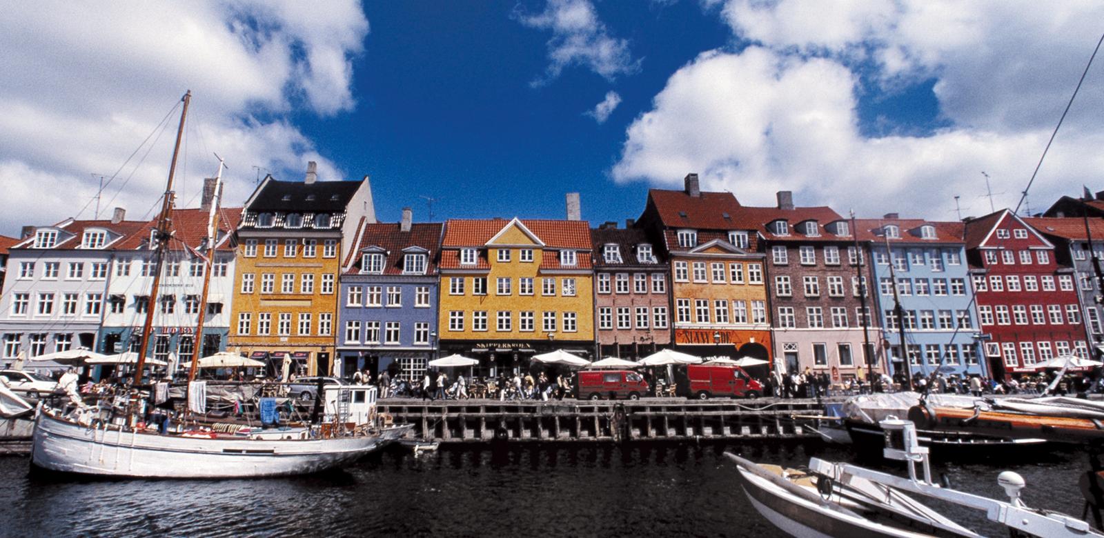 Nyhavn kan blive rammen for et longdistance race i hjertet af København.