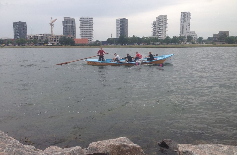Surfboat 2