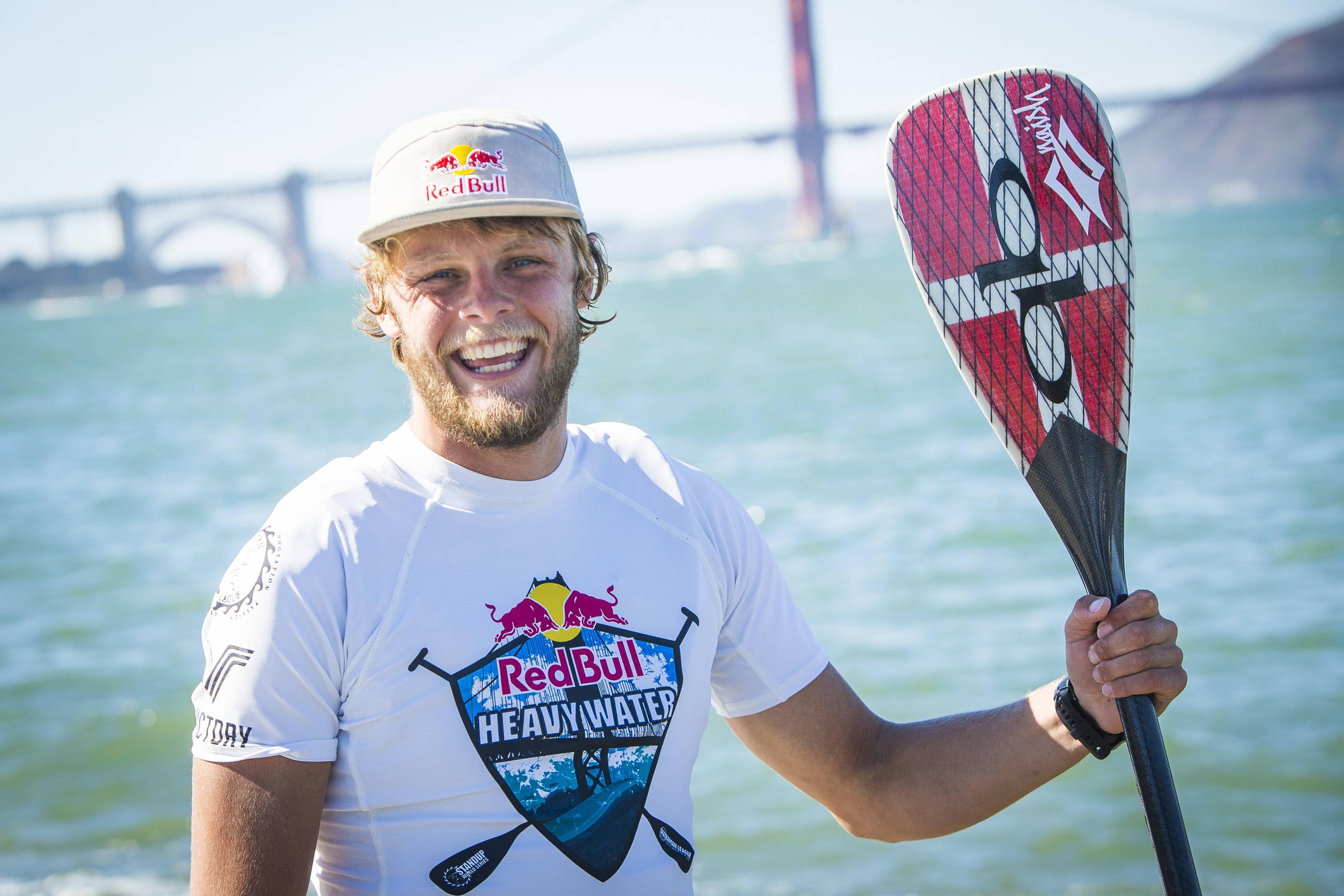 En tilfreds Dansk Viking. Photo: Trevor Clark Red Bull Content Pool
